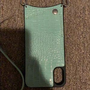 Nuckees Accessories - NWOT Nuckees Body Wallet